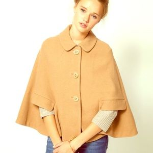 Juicy Couture cape poncho